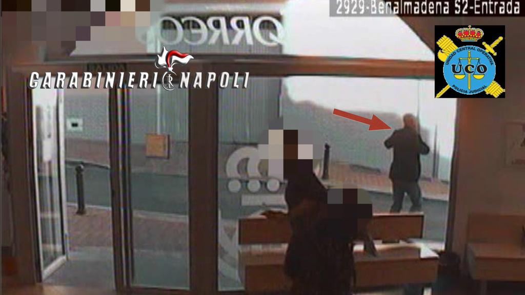 Arrestato in Spagna Morrone, uno dei cento latitanti più pericolosi d'Italia