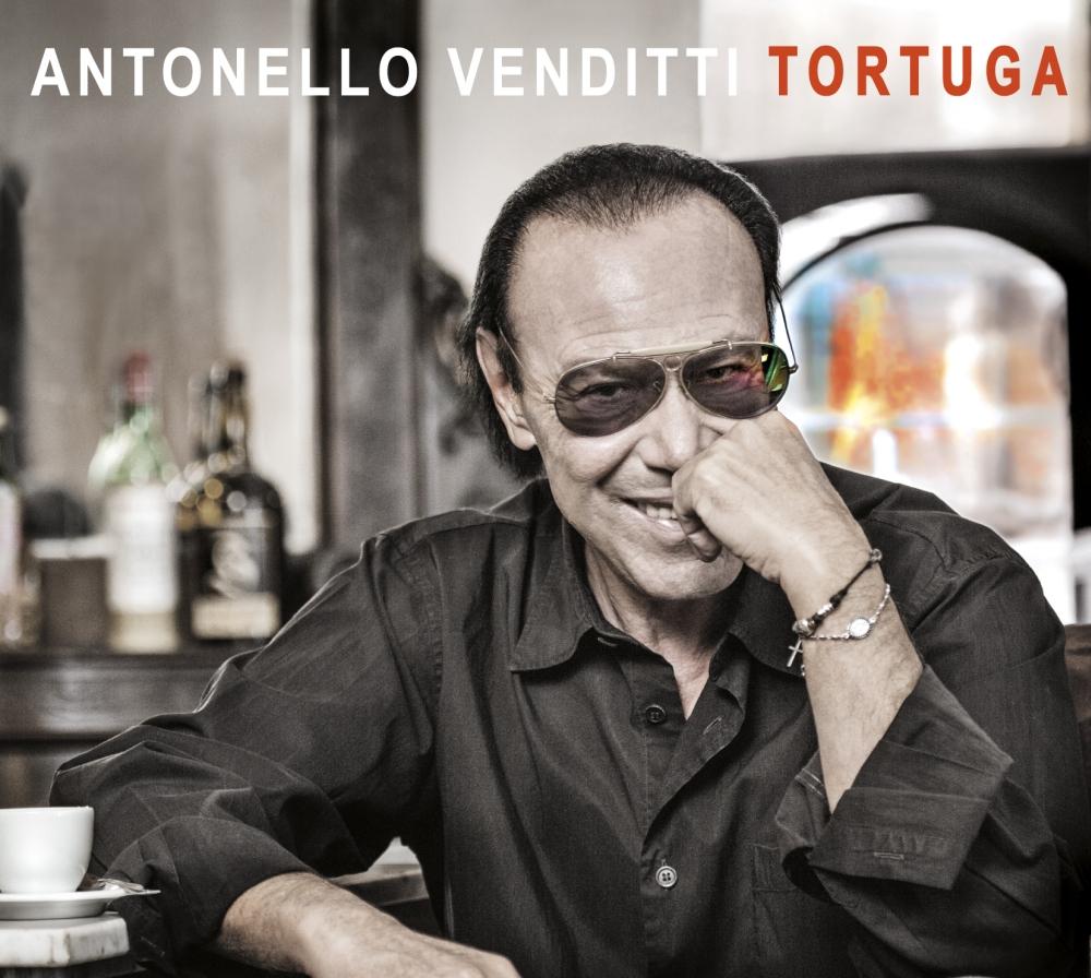 """""""Tortuga"""", Antonello Venditti in cima alle classifiche iTunes e Amazon"""