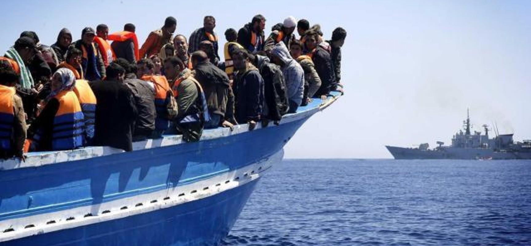 Nuova tragedia dell'immigrazione nel canale di Sicilia: nove le vittime