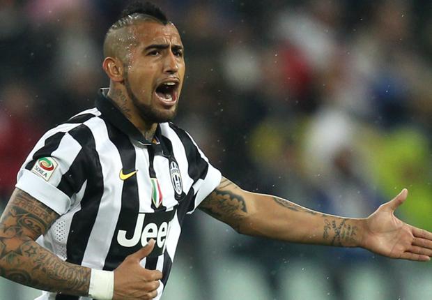 Vidal stende il Monaco:i bianconeri vincono 1-0 l'andata dei quarti di Champions