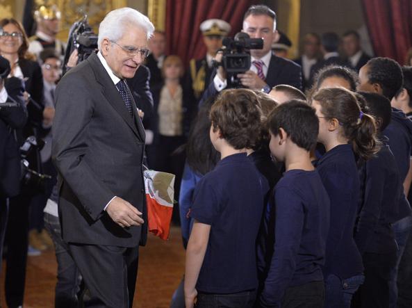 25 aprile, Mattarella difende la Costituzione: «Non è una reliquia, ma una realtà viva»