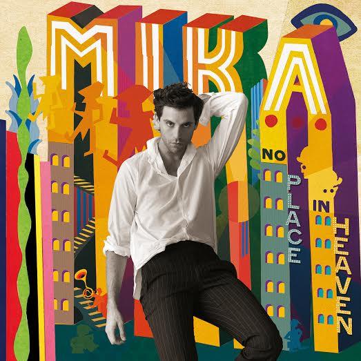 """Mika: il nuovo album si chiama """"No Place in Heaven"""", da oggi in pre-order su iTunes"""