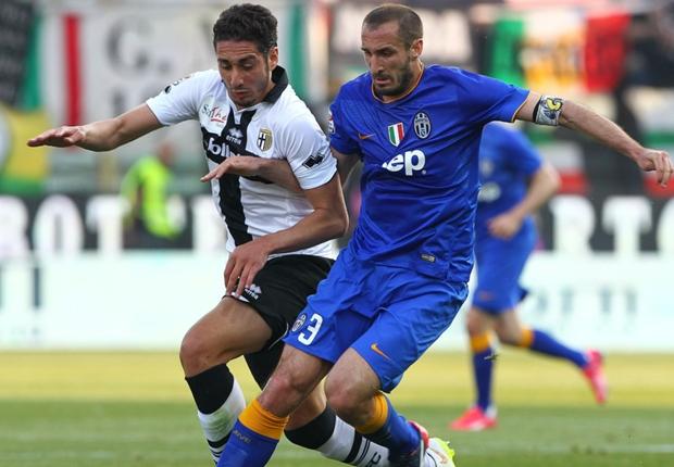 Impresa Parma:al Tardini cade la Juventus