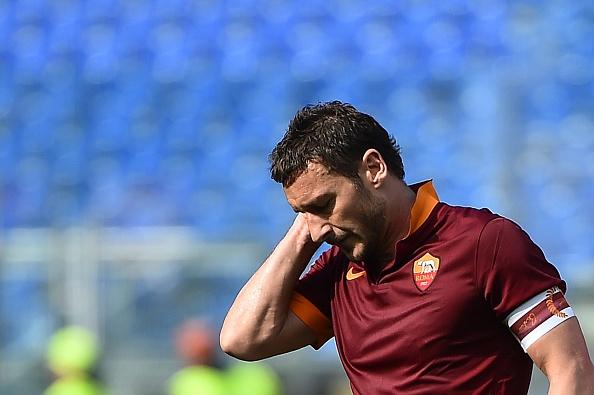 La Roma fallisce il sorpasso
