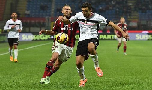 Cerci e Menez salvano Inzaghi, col Palermo è 2-1