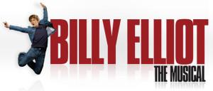 Billy Elliot - Il Musical (logo produzione londinese)