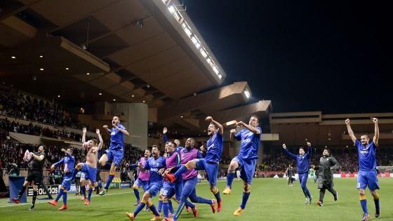 La Juventus resiste, è semifinale!