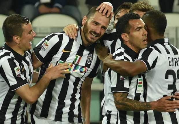 La Juventus non si arresta: Tevez e Bonucci stendono la Lazio