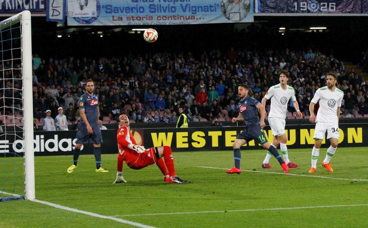 Al San Paolo è 2 – 2, Napoli in semifinale