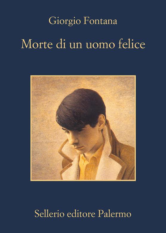 """""""Morte di un uomo felice"""". Sabato 11 aprile Giorgio Fontana presenta il romanzo vincitore del Campiello alla libreria Lotto49 di Frascati"""