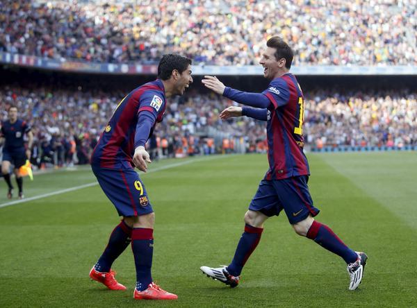 Barcellona – Valencia 2 – 0. Vincono i più forti