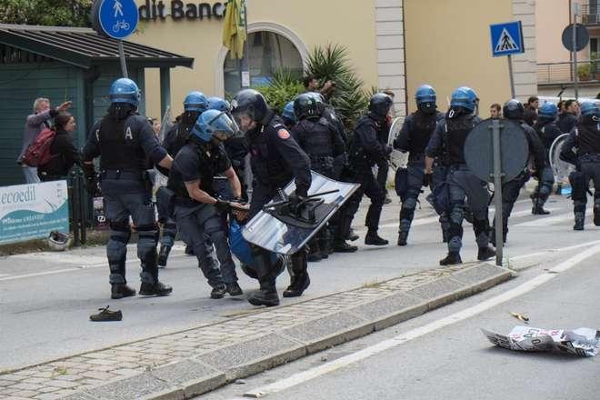 Scontri a Massa, l'On. Nardi: 'solidariertà ai manifestanti'. Presto un'interrogazione parlamentare