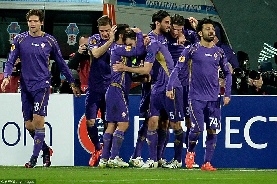 La Viola vince 3 a 0 contro il Chievo e chiude al 4° posto