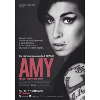 Amy, the girl behind the name