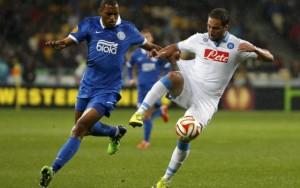 Dnipro Napoli 1-0