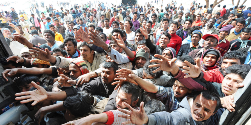 Più di 5mila sbarchi in due giorni: dieci le vittime nel canale di Sicilia
