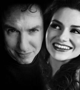 Giampiero Ingrassia e Giulia Ottonello, i protagonisti di Cabaret