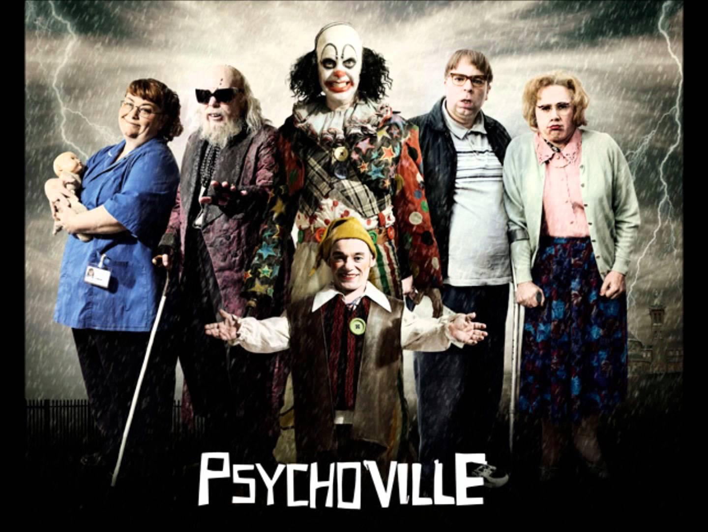 Psychoville, serie TV del grottesco