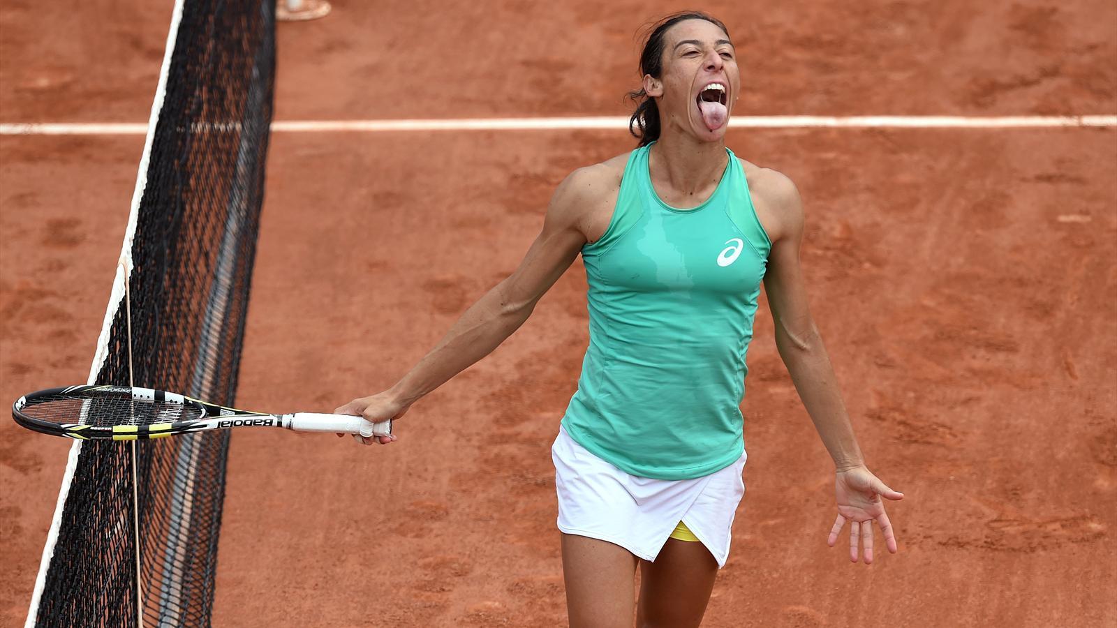 Roland Garros: sul velluto tutti i big mentre tra le donne continuano le soprese. Ma è Francesca Schiavone a rubare la scena
