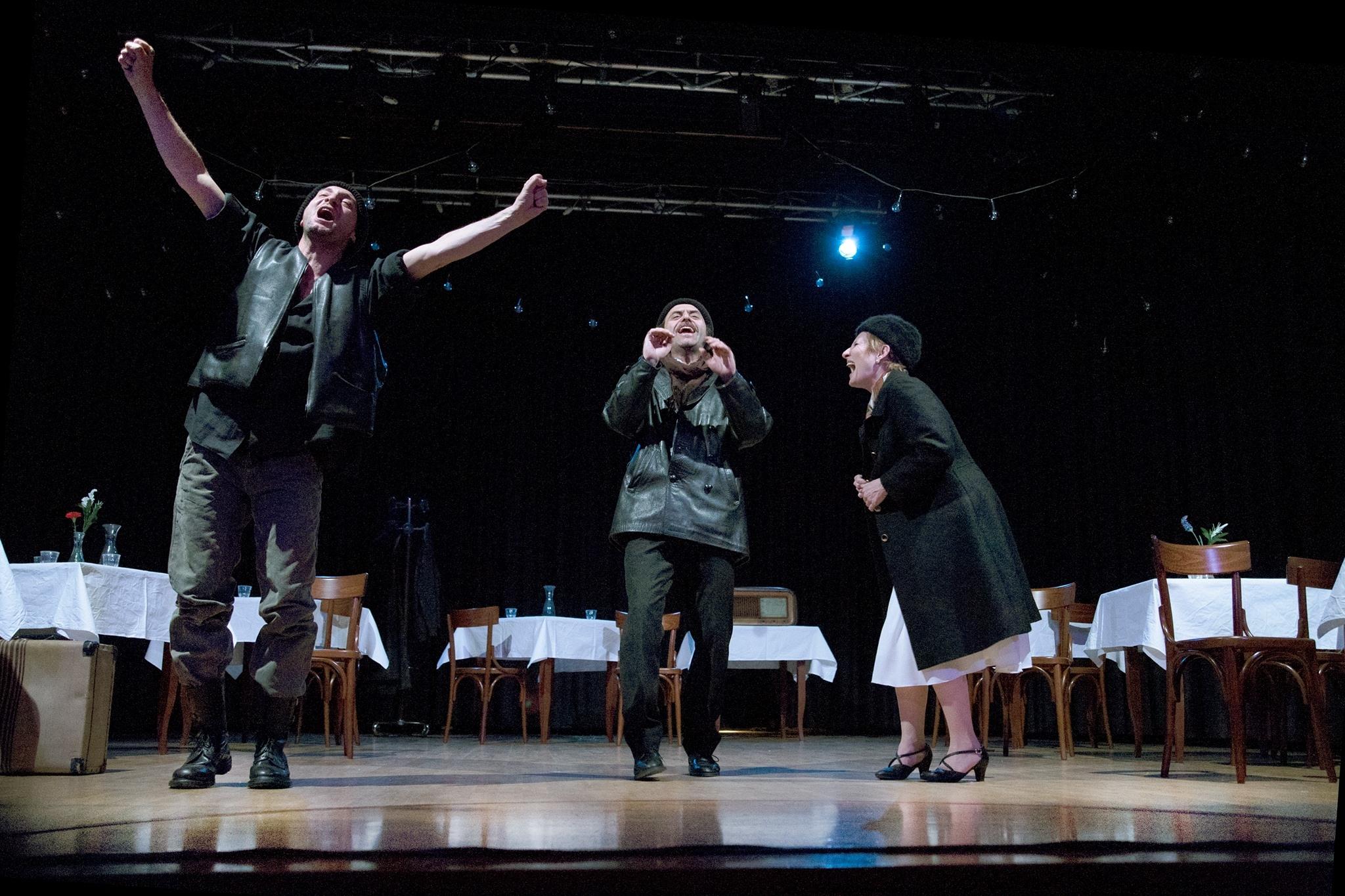 Ulisse, il ritorno: la grande interpretazione di Corrado d'Elia al Teatro Libero a Milano