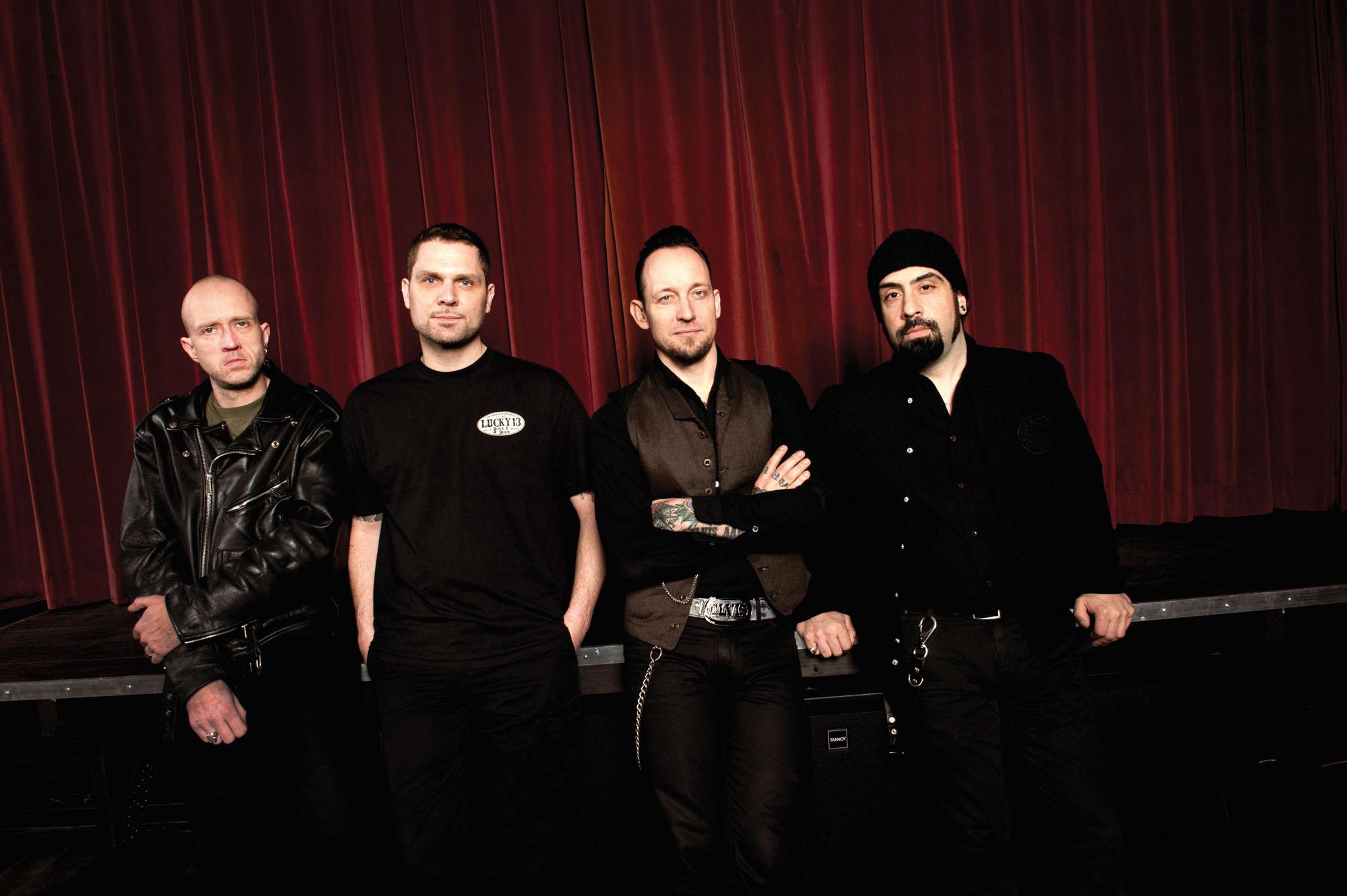 L'ossimoro del folk-metal: i Volbeat