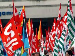 Sondaggio 2Duerighe: manifestazione dei sindacati