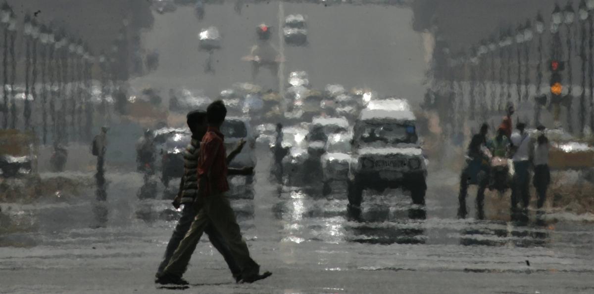 India: l'ondata di calore uccide 800 persone