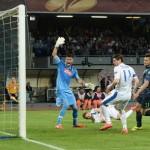 Soccer: Europa League; Napoli-Dnipro