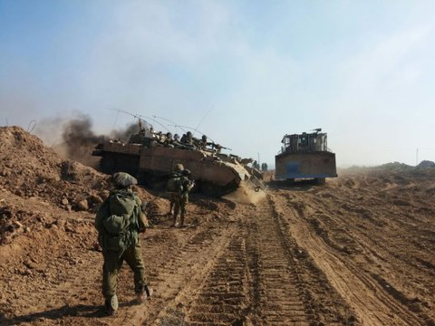 Gaza: testimonianze choc dei soldati