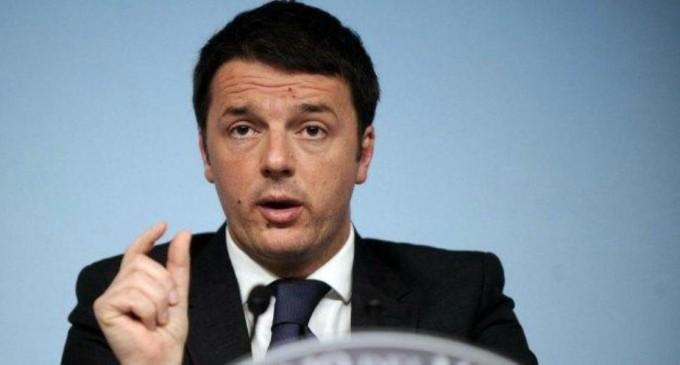 Renzi: bonus fiscali e aiuti ai bambini poveri