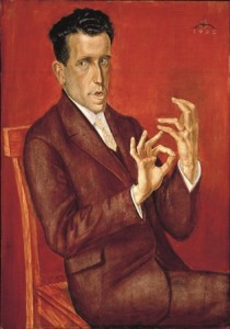 Otto Dix (1891-1969), Ritratto dell'avvocato Hugo Simons, olio e tempera su tavola, cm 100,3 x 70,3;Montreal Museum of Fine Arts. © Otto Dix, by SIAE 2015– The Montreal Museum of Fine ArtsMontreal Museum of Fine Arts, purchase, grant from the Government of Canada under the terms of the Cultural Property Export and Import Act, gifts of the Succession J. A. DeSève, Mr. and Mrs. Charles and Andrea Bronfman, Mr. Nahum Gelber and Dr. Sheila Gelber, Mrs. Phyllis Lambert, the Volunteer Association and the Junior Associates of the Montreal Museum of Fine Arts, Mrs. Louise L. Lamarre, Mr. Pierre Théberge, the Museum's acquisition fund, and the Horsley and Annie Townsend Bequest, inv. 1993.12;© 2015 Artists Rights Society (ARS), New York/VG Bild-Kunst, Bonn. photo: The Montreal Museum of Fine Arts, Brian Merrett