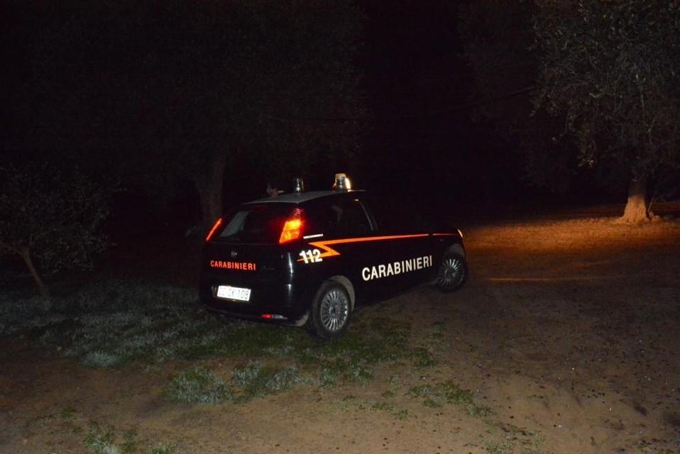Incendiata la porta di casa del sindaco di Albidonia. I Carabinieri indagano