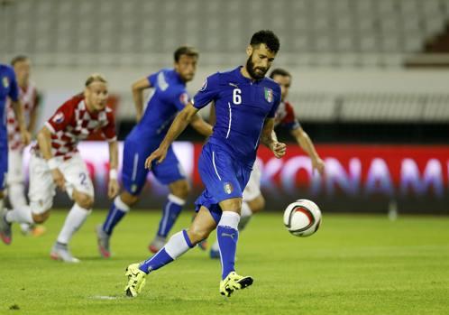 Euro 2016: l'Italia pareggia a Spalato e resta seconda nel girone