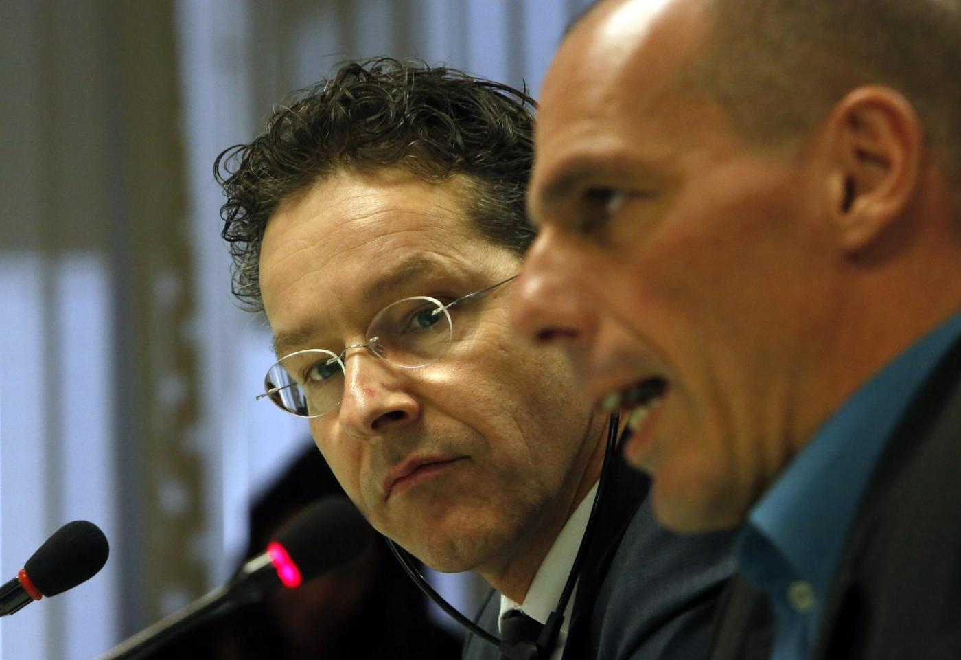 """Grecia, Dijsselbloem: """"Proposte di Atene come base per un accordo"""""""