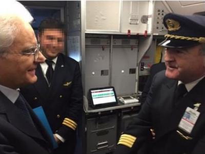 Il comandante Alitalia Maurizio Foglietti si è impiccato