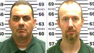 i Fuggitivi Davida Sweat, 34 anni e Richard Matt, 48 anni tutt'ora in fuga. Foto: The New York Times
