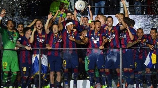 Svanisce il sogno della Juve. Vince il Barcellona