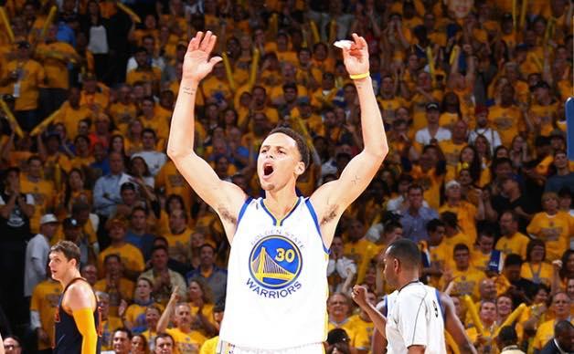 """Nba Finals: First """"Steph"""", Golden State vince Gara 1"""