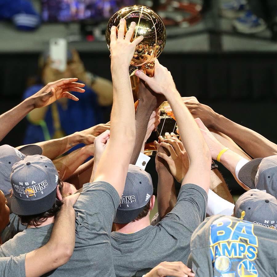 Nba Finals:i Golden State Warriors sono campioni Nba
