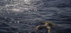 Una delle numerosissime vittime dell'indifferenza europea