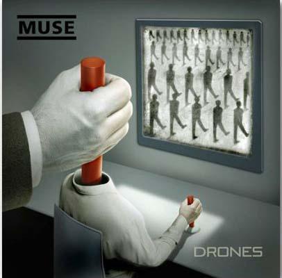 """""""Drones"""", disponibile da oggi il nuovo disco dei Muse"""