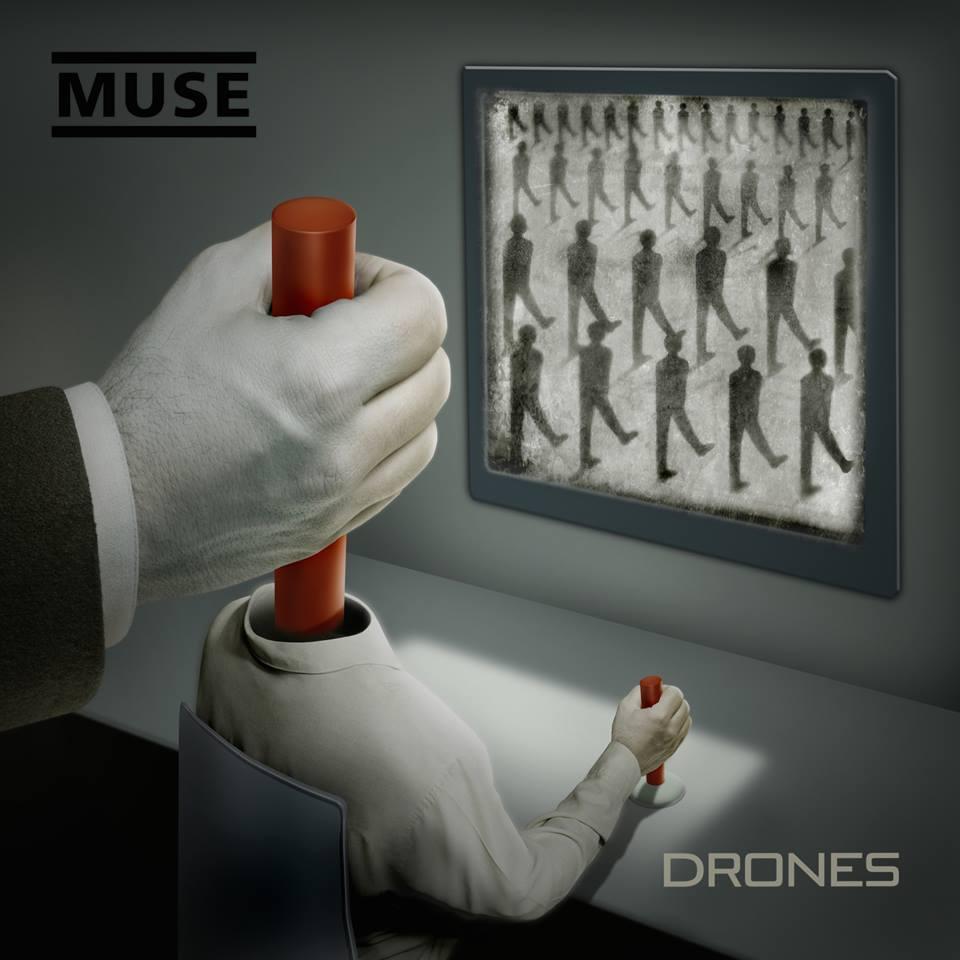 RECENSIONE dell'album DRONES dei Muse