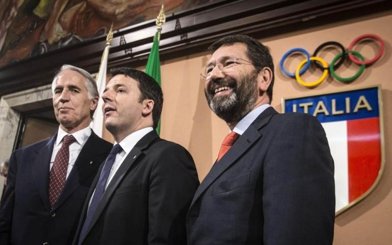 Olimpiadi 2024, Roma vacilla mentre Parigi avanza spedita