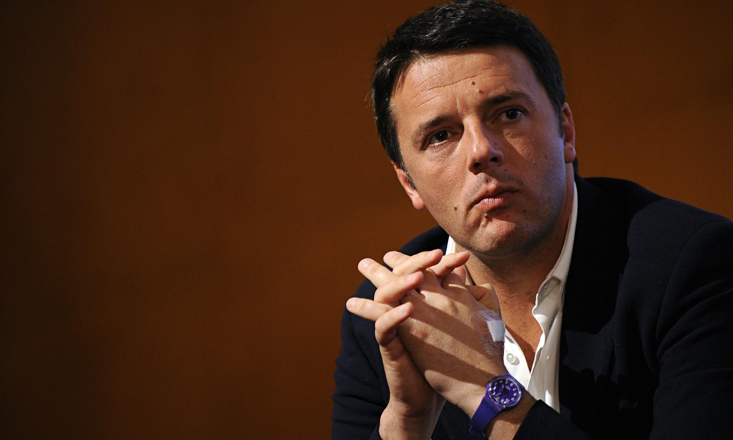Sondaggio Demos, crolla la fiducia degli italiani nel Pd
