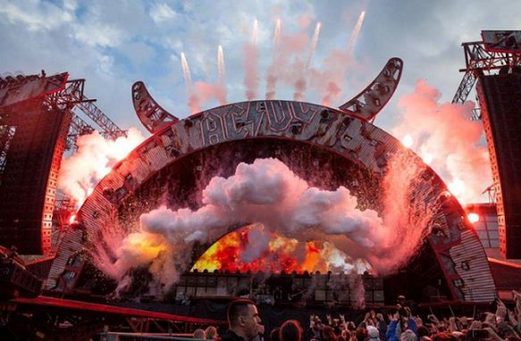 "AC/DC ad Imola. Un successo per la data italiana del ""Rock or Bust World Tour"""