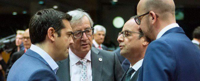 Atene vota sì agli accordi di Bruxelles. Syriza si spacca, Tsipras costretto al rimpasto