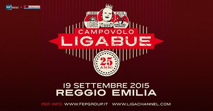 Ligabue – Campovolo 2015, La Festa: le informazioni necessarie (ma proprio tutte) per partecipare all'evento