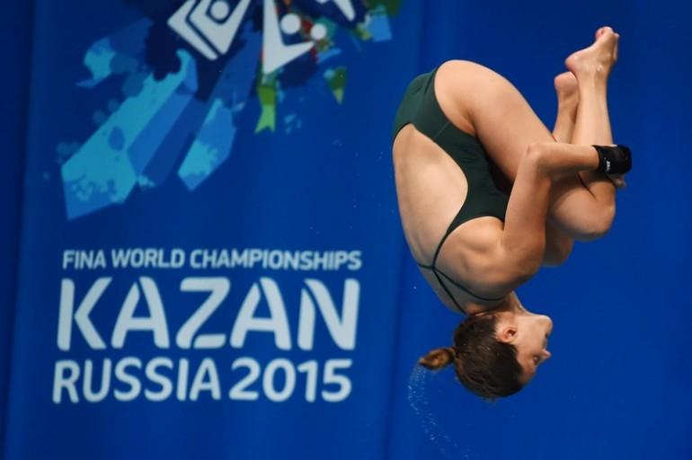 Kazan 2015, prima giornata amara per i tuffi azzurri: Cagnotto-Dallapé e Batki-Verzotto chiudono a pochi punti dal podio