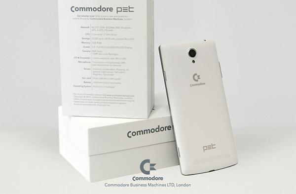Commodore torna con PET