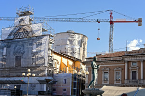 L'Aquila ricostruzione post-terremoto
